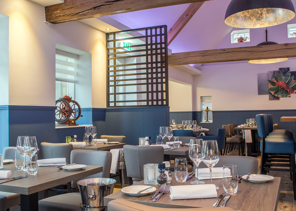 Restaurant de Dorpshoek, Aalsmeer, fotografie, interieur