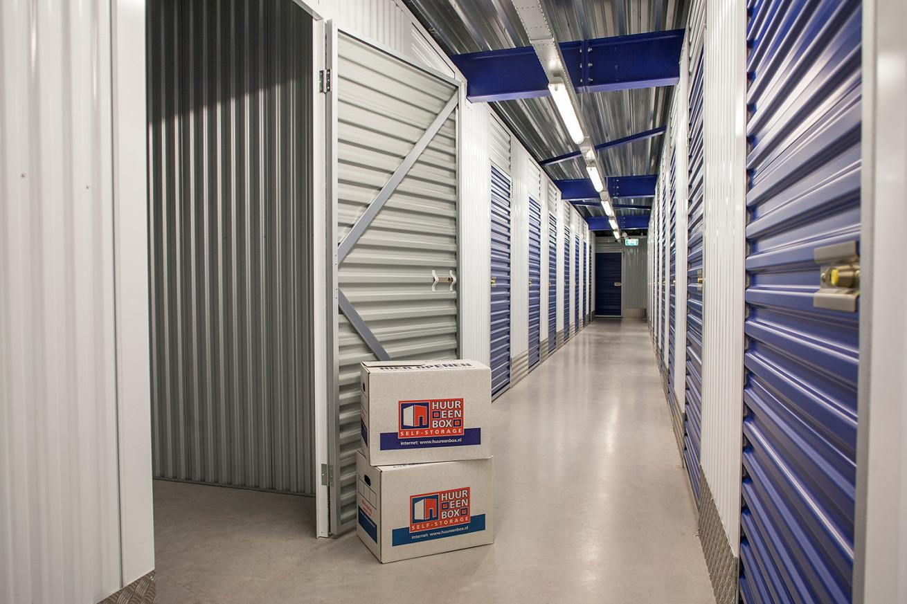 Huur een box, reeclame, bedrijfsfotografie, grafische vormgeving, Aalsmeer, Andries van der Ree