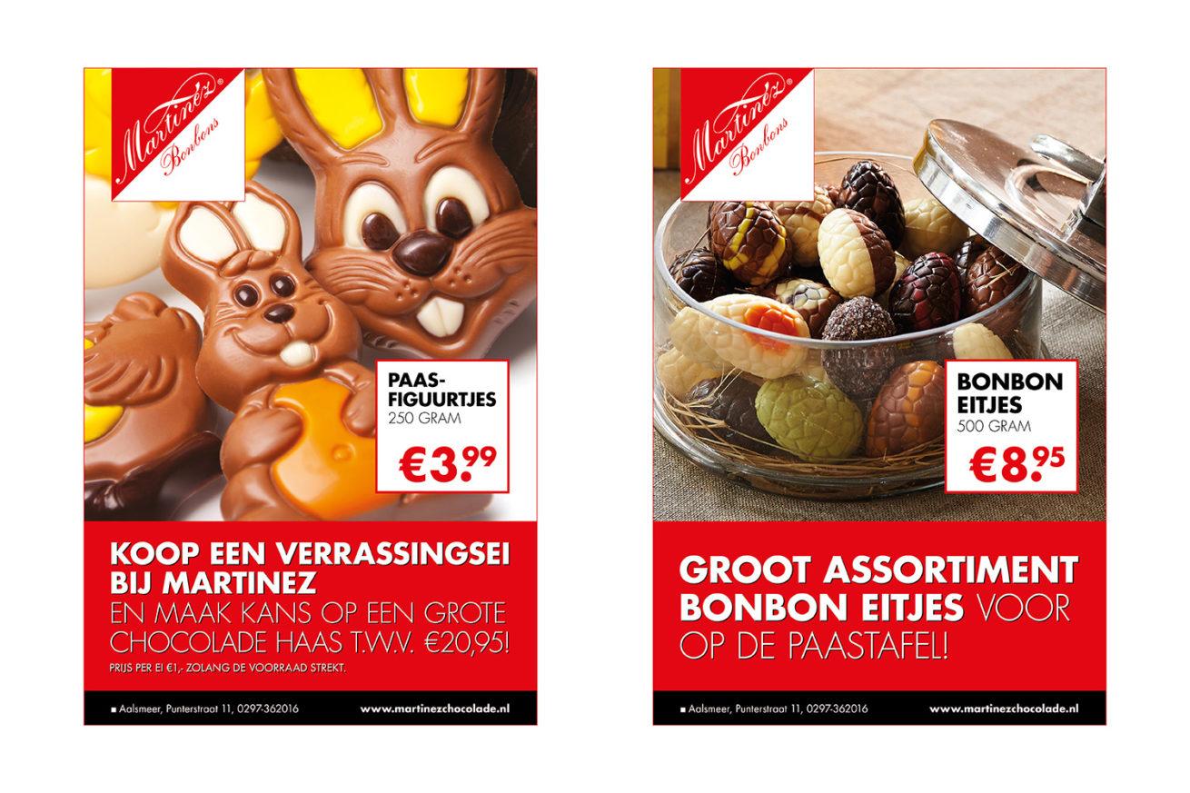 Martinez, Chocolade, reeclame, fotografie, grafische vormgeving, Aalsmeer